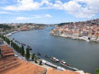 View on the Douro river