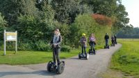 Much fun with the Segway